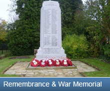Remeberance and War Memorial